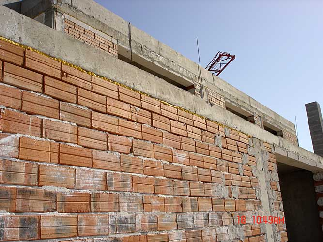 Изображения от: Construction stages - block B - september, 2007