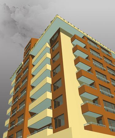 Изображения от: Mladost project - 3D